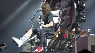 Foo Fighters - Have It All - August 12, 2015 - Edmonton, AB - Rexall Place