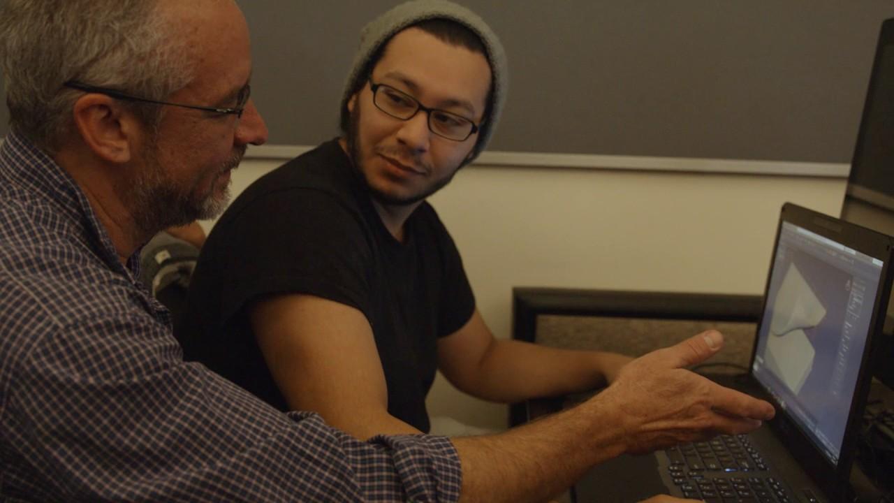 Game Art Design Instructor Jeff Zehner The Art Institute Of - The art institute game design