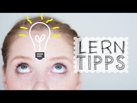 LERNTIPPS - die Basics - SCHULE · ABITUR · STUDIUM