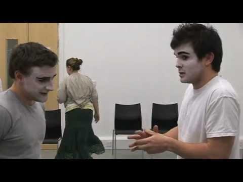Stanislavsky - The Hamlet Project