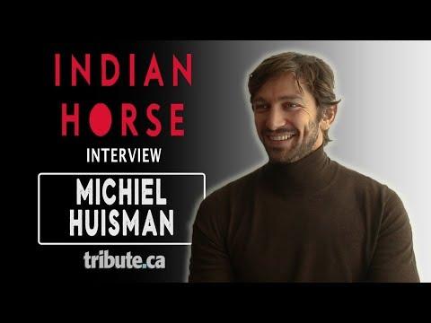 Michiel Huisman - Indian Horse Interviews
