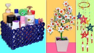 11 Amazing Ways to Clean & Decor Your Home !!! DIY Crafts