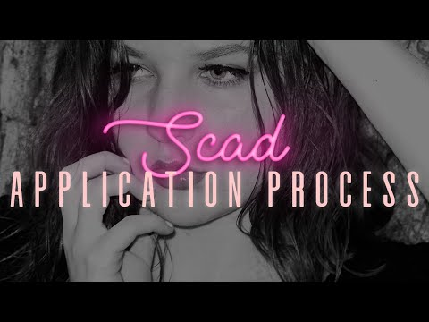 SCAD application process *EVERYTHING* you need to know 🐝