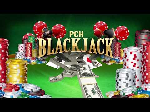 Tips for Blackjack at PCHGames - YouTube