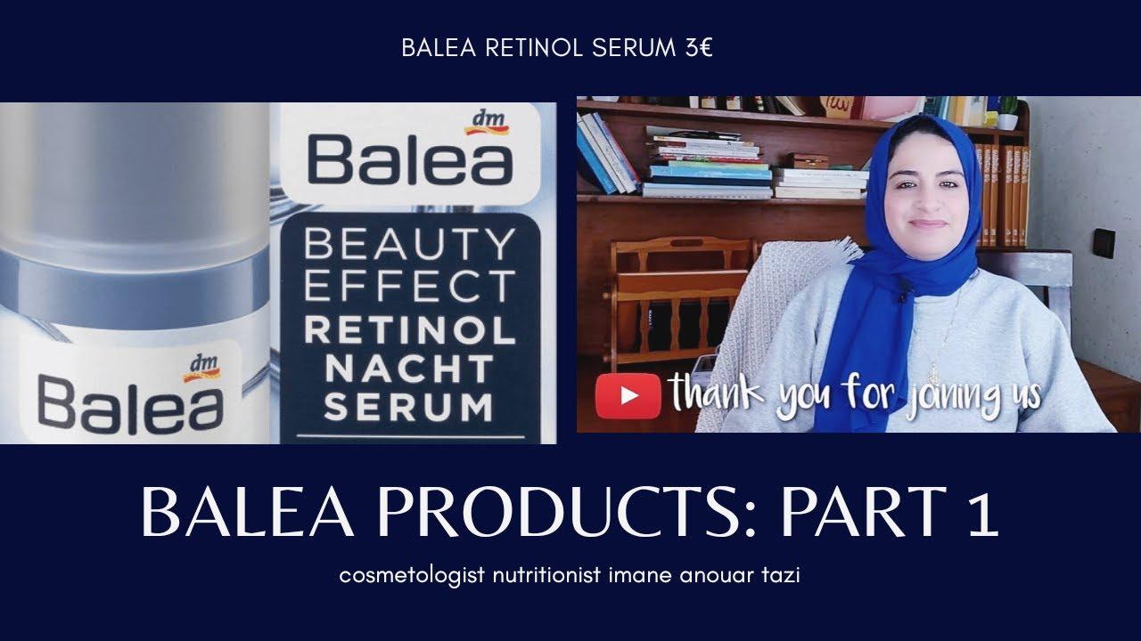Download balea   سيروم الريتينول من باليا ب 30  درهم   مختاراتي لكم من باليا جزء1