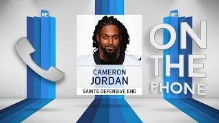 Saints DE Cameron Jordan Talks Defense, Falcons Bad Blood & More w/Rich Eisen   Full Interview