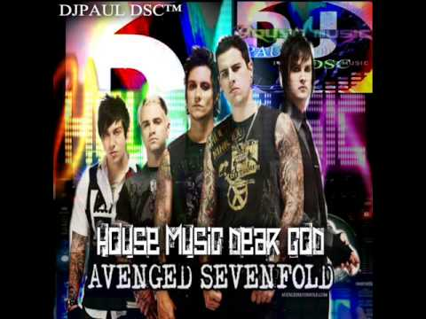 AVENGED SEVENFOLD-DEAR GOD-HOUSE MUSIC 2015