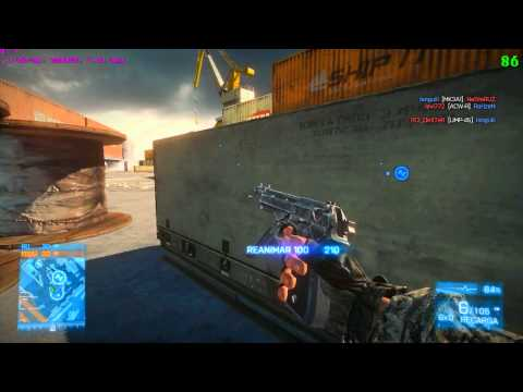 """Cinemática-Test Canals BF3 - """"NOWSHAHR LANDINGS"""""""