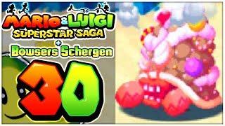 Mario & Luigi: Superstar Saga + Bowsers Schergen Part 30: BOSSKAMPF gegen PAGURI