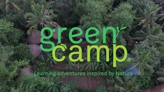 Green Camp Bali | at Green School Official Video 2017