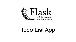 Creating a Todo List App With Flask and Flask-SQLAlchemy