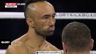 GLORY 67: Anvar Boynazarov prepares for Petch - Part 1
