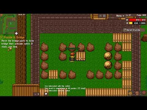 Puzzle & Bridge (No Reset) - Raining Chain MMORPG