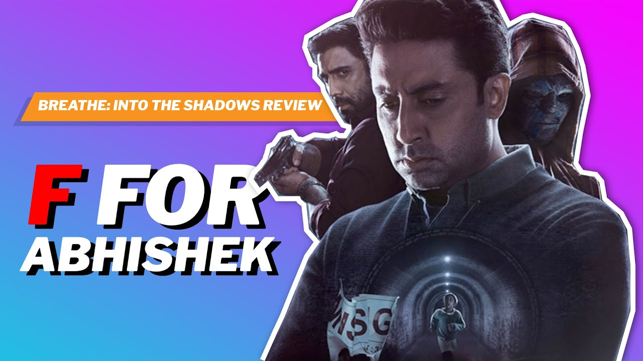 Breathe: Into the Shadows REVIEW - NOPE 🙊 | Abhishek Bachchan, Amazon Prime Video Breathe REVIEW