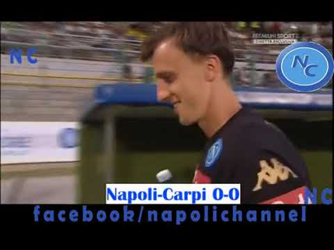 Napoli - Carpi