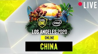 LIVE: Vici vs RNG - ESL One Los Angeles - China