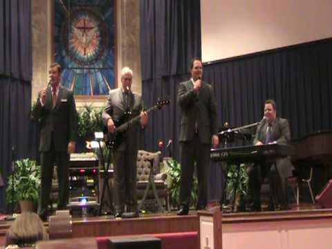 The Mark Trammell Quartet sings How Big Is God