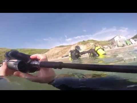 Lulworth Cove Dive 1