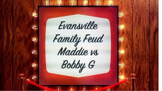 Evansville Family Feud | KISS 106 vs My 105.3