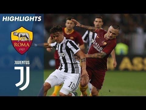 Roma - Juventus 0-0 - Giornata 37 - Serie A TIM 2017/18