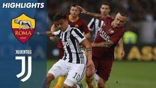 Roma 0-0 Juventus | Giornata 37 | Serie A TIM 2017/18