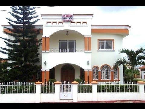 Casa 2 Niveles De Venta En Higuey Republica Dominicana Cv