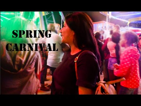 Follow me around | Knightdale Spring Carnival !