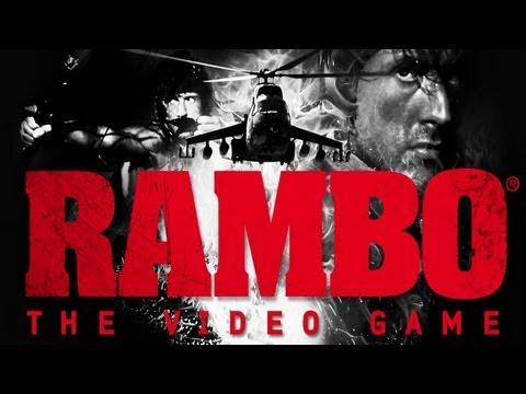 Rambo The Video Game Trailer thumbnail