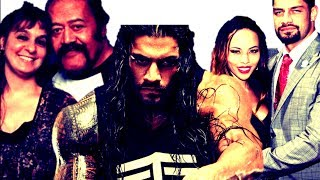 Roman Reigns Family ★ Parents ★ Wife ★ Daughter