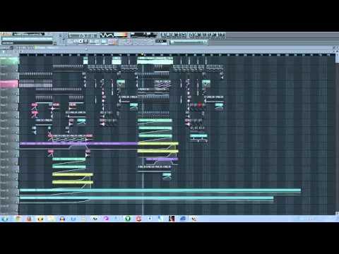 DVBBS & Borgeous - Tsunami FLP (FL Studio | Complete remake) Zarrella