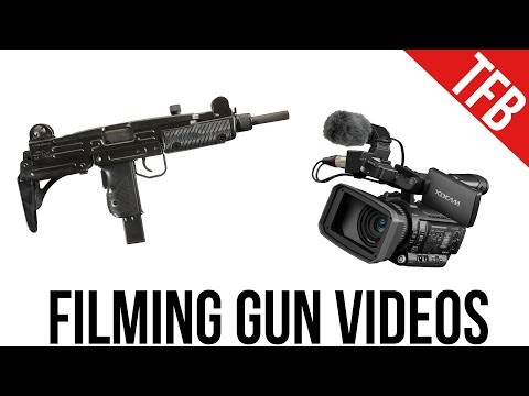 How to Film Gun Videos: Shooting Your Gun Part II