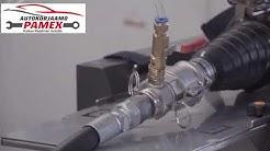 Autokorjaamo Pamex Moottorin ja hiukkassuodattimen puhdistus