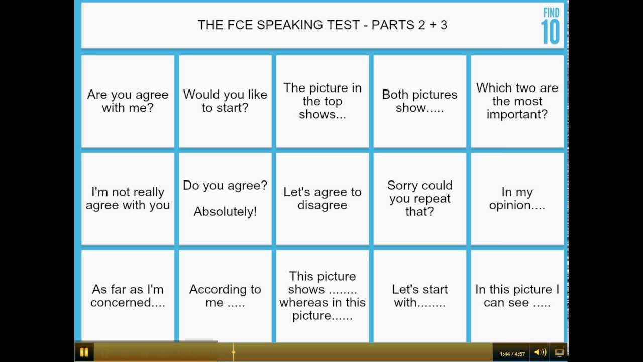 cae speaking test useful phrases for essays