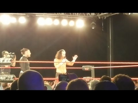 """Hardys Do The """"Broken"""" Gimmick At The House Of Hardcore Show (VIDEO)"""