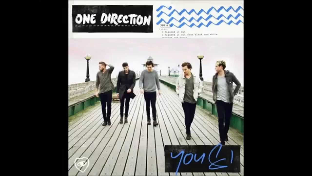 One Direction - You & I [Piano Version] - YouTubeOne Direction Over Again Album Cover