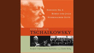 Sinfonie Nr.4 f-moll op. 36, Scherzo. Pizzicato ostinato. Allegro