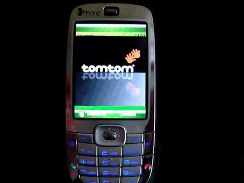 TOMTOM 6 NAVIGATOR SUR SMARTPHONE HTC S710