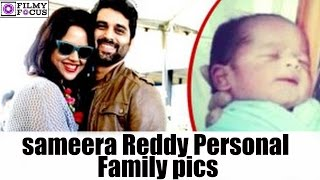 Sameera reddy wedding pics || sameera reddy personal pics with family