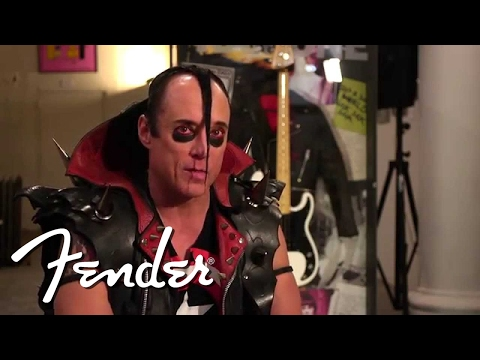 Fender Catches Up With The Misfits' Jerry Only | Fender