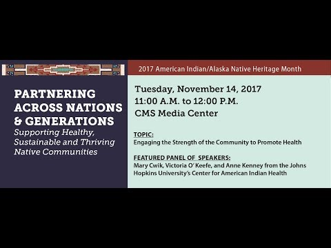 2017 Nov 14th, American Indian Alaska Native Program