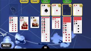 World Class Solitaire (iOS): Beijing Deck