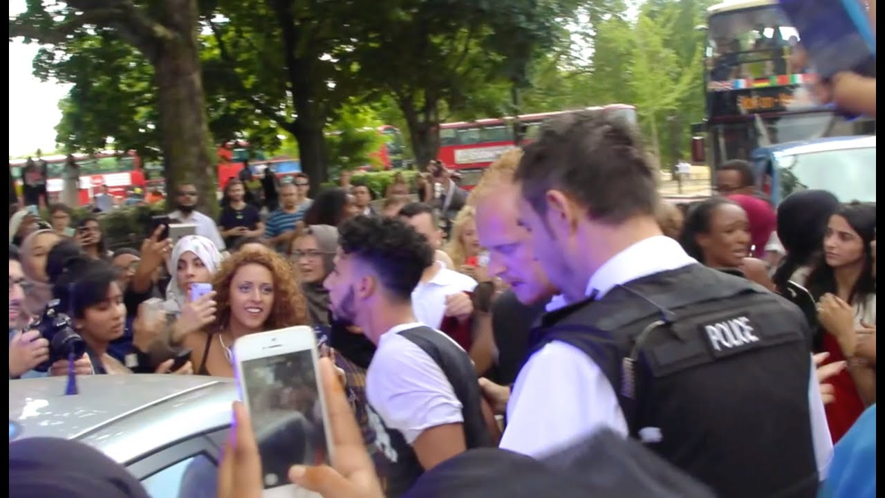 Police Came To Our London Meet Greet Youtube