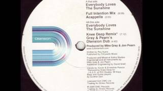 Full Intention - Everybody Loves The Sunshine (Knee Deep Club Mix)