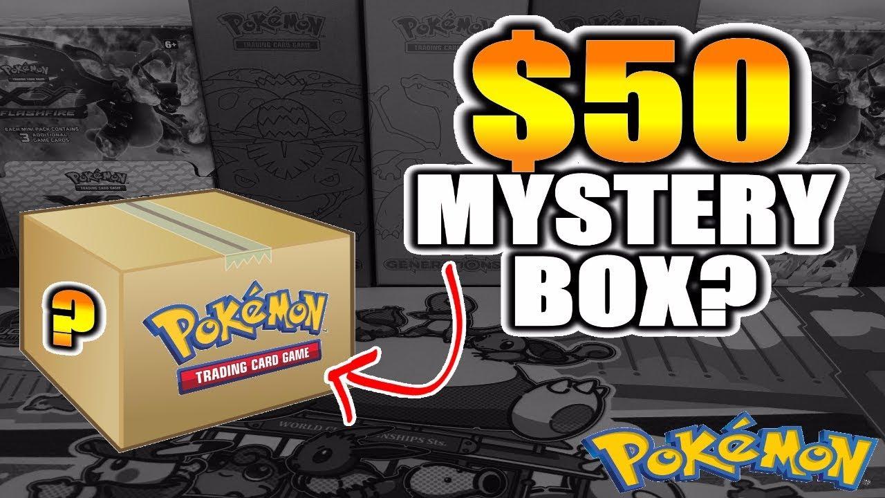POKEMON CARDS||ULTIMATE COLLECTION POKEMON MYSTERY BOX ... |Pokemon Mystery Box