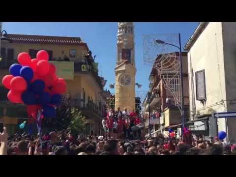 Festa dei Gigli Barra 2015 Insuperabile Umilia la Mondiale