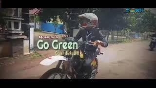 Go GREEN Momonon Cover