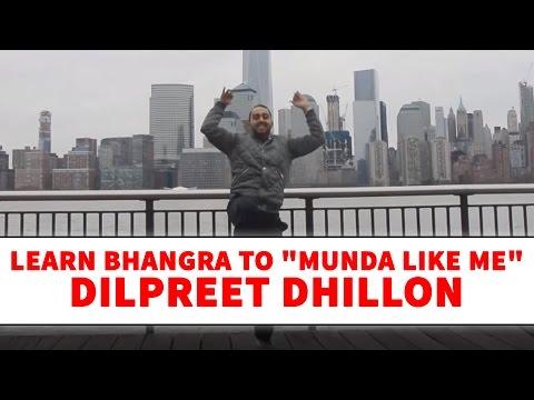 Jaz Dhami - Munda Like Me | Bhangra Dance...