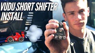 INSTALLING A VUDU SHORT SHIFTER (AET MOTORSPORT)