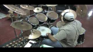 """Lifehouse Hanging by a Moment Cover Drums by Mariano """"Manny"""" Ranero"""