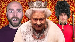 10 Illegal Things The Queen Can Do That You Can